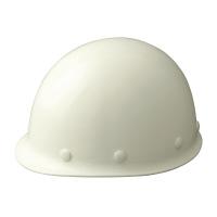 【ミドリ安全】 FRP製ヘルメット MP型 KP付き 白 一般作業用 白 40-01-0341-03 入数:1 ★お得な10個パック★