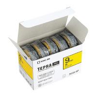 【キングジム】 テプラPROテープカートリッジエコパック 5個入り 黄に黒文字 9mm幅×8m SC9Y-5P 入数:1 ★お得な10個パック★