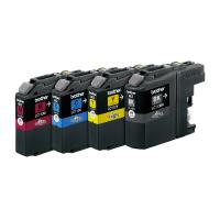 【ブラザー】 ブラザー対応純正インクカートリッジ LC113-4PK (4色パック)LC113-4PK 入数:1 ★お得な10個パック