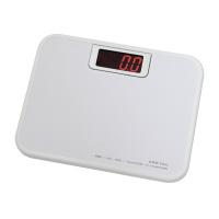 【ドリテック】 ビッグLED体重計 ホワイト BS-116 入数:1 ★お得な10個パック★