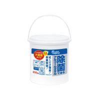 【大王製紙】 エリエール除菌できるアルコールタオル 大容量本体 400枚733116 入数:1 ★お得な10個パック