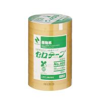【ニチバン】 セロテープ業務用15mm×50m10巻入 簡易包装パッケージ 405-15X50 入数:1 ★お得な10個パック★