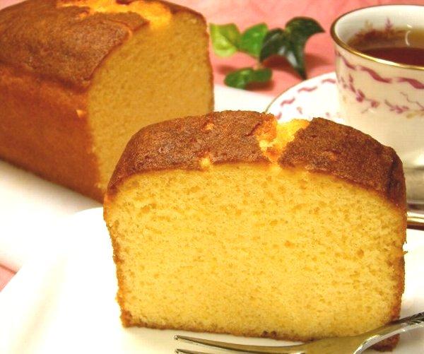 ブランデー ケーキ レシピ