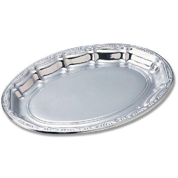 オードブル容器 使い捨て 業務用 大きい 皿 大注目 本体 390 ディスカウント 20枚 DXプラッター 銀色