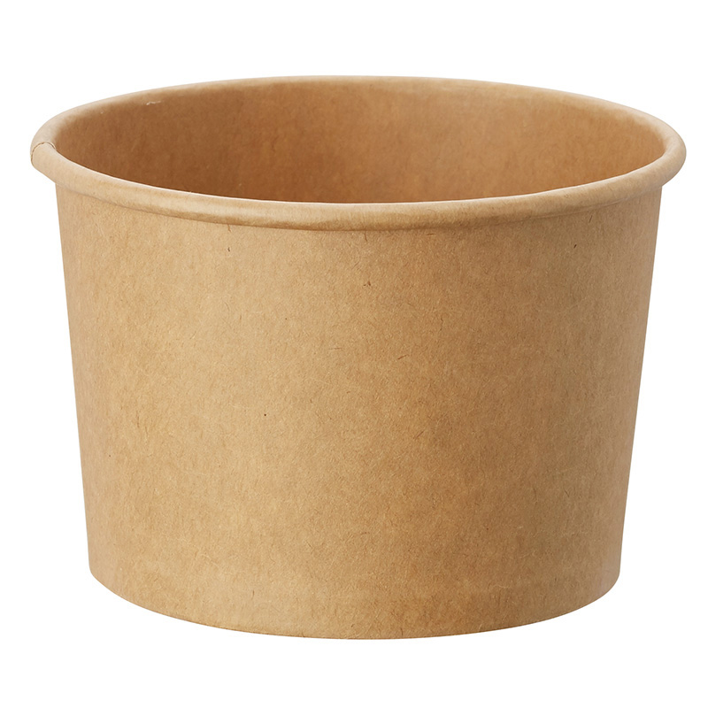 紙カップ 即納 アイス用 アイスカップ 業務用 97-300 HEIKO 低廉 300ml クラフト 50個 10オンス