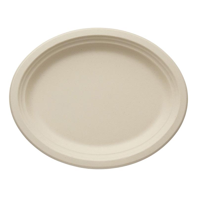 HEIKO 紙皿 入手困難 バンブーペーパーウエア BOP-25 贈物 20枚 プレート