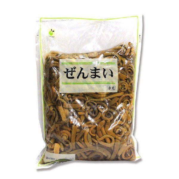 薇 ゼンマイ 値下げ ゼンマイ水煮 商品追加値下げ在庫復活 薇水煮 ヤマサン 華中ぜんまい特級 1kg