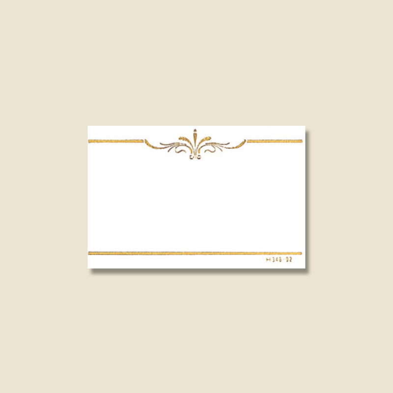 新品未使用 HEIKO 金箔カード H348-02 売れ筋ランキング 30枚 SS