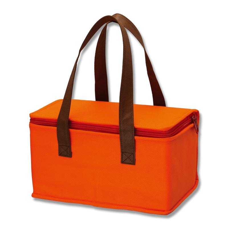 保冷バッグ 保冷バック 保冷袋 お弁当バッグ 格安店 ランキング総合1位 お弁当袋 オレンジ ニューF保冷バッグマルチ