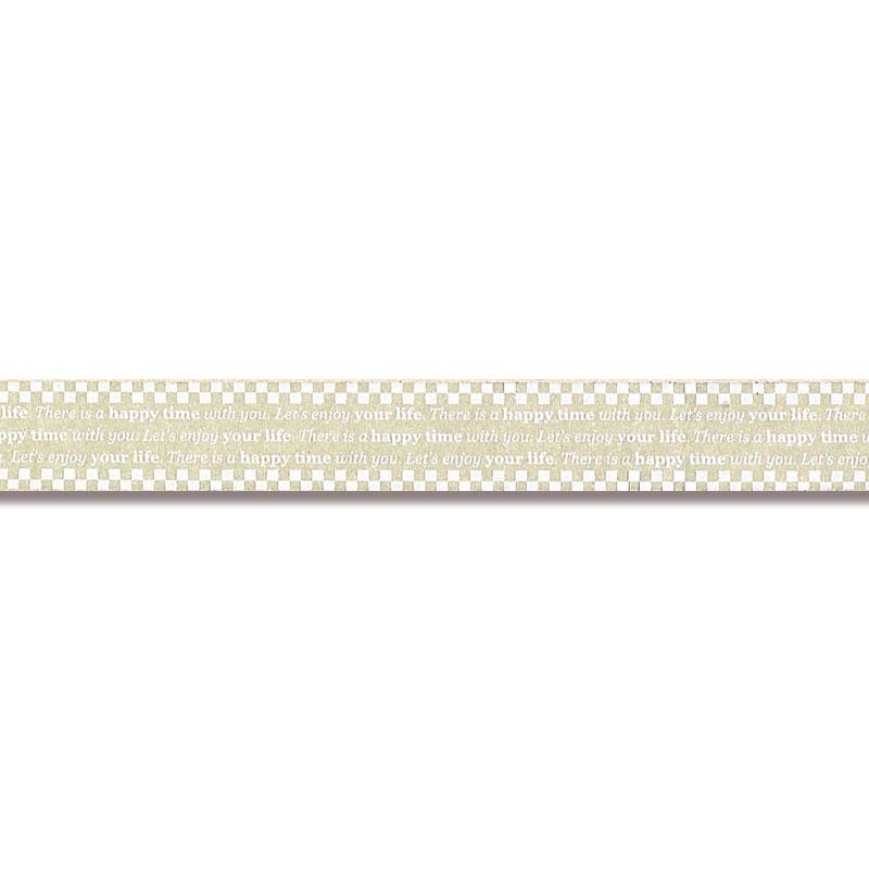 梱包 いつでも送料無料 セキスイ セロテープ 粘着 着後レビューで 送料無料 テープ 001601931 柄セロテープ 柄 チェッカー 15mm×25m