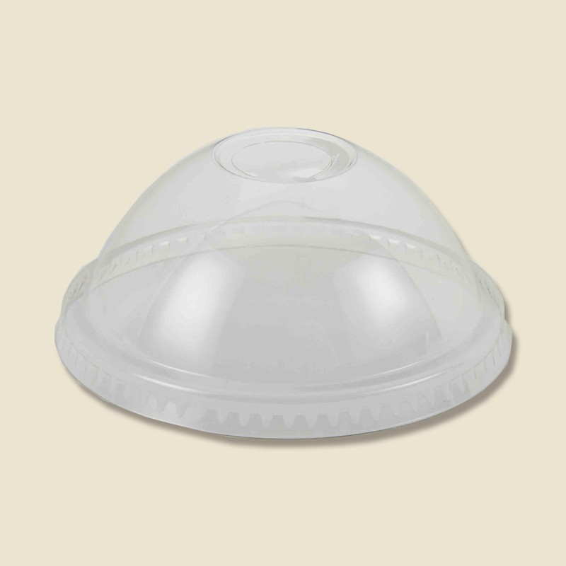 プラスチックカップ ドーム蓋 14 贈答 16 20オンス 業務用 高級 HEIKO A-PET 20オンス用 50個 穴付