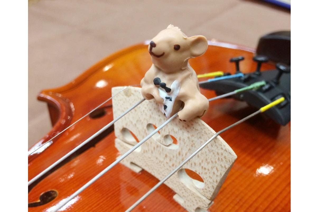 オンラインショッピング バイオリン用ミュートマウストロ 与え