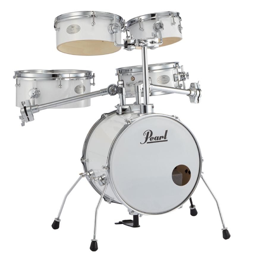 Pearl 【リズムトラベラー・シェルパック】 RT-645N/C-WO ♯33 ピュアホワイト