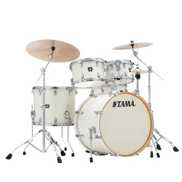 【カードor銀行振り込みで送料無料】Superstar Classicシェルキット+ハードウェアセット CL52KRM Satin Arctic Pearl