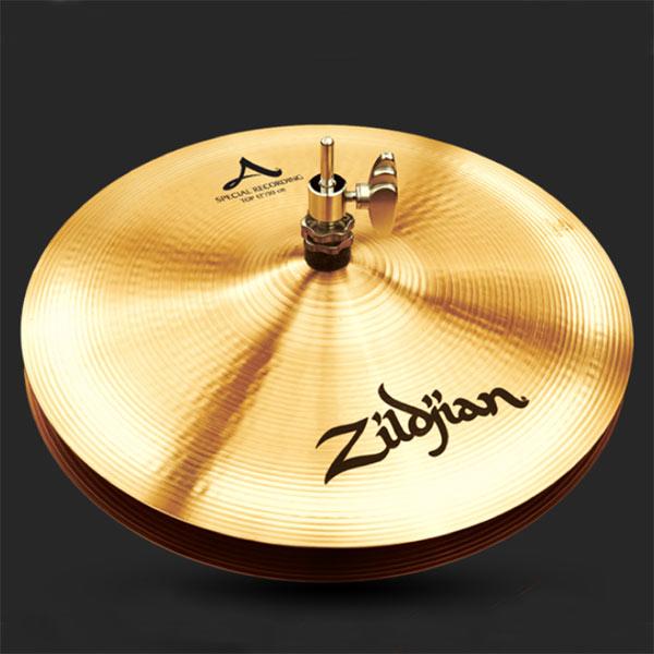 Zildjian 【A Zildjian】 Special Recording HiHats 12インチ