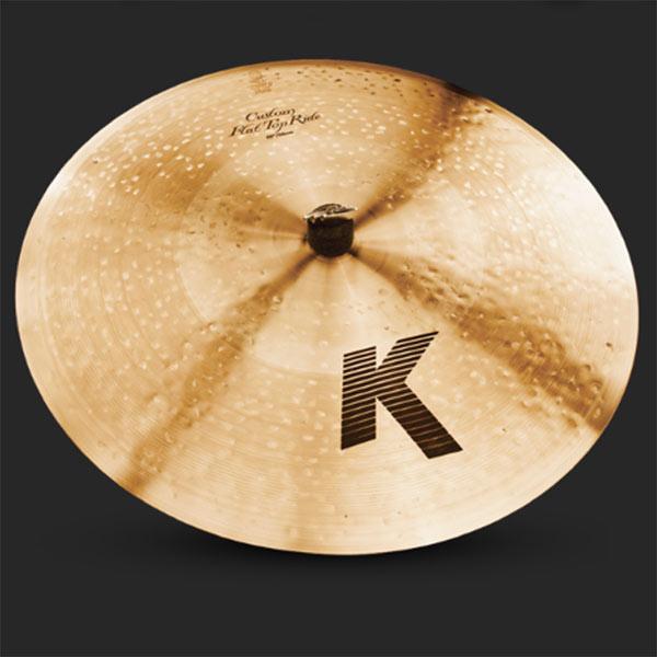 Zildjian 【K Custom】 フラット・トップ・ライド20