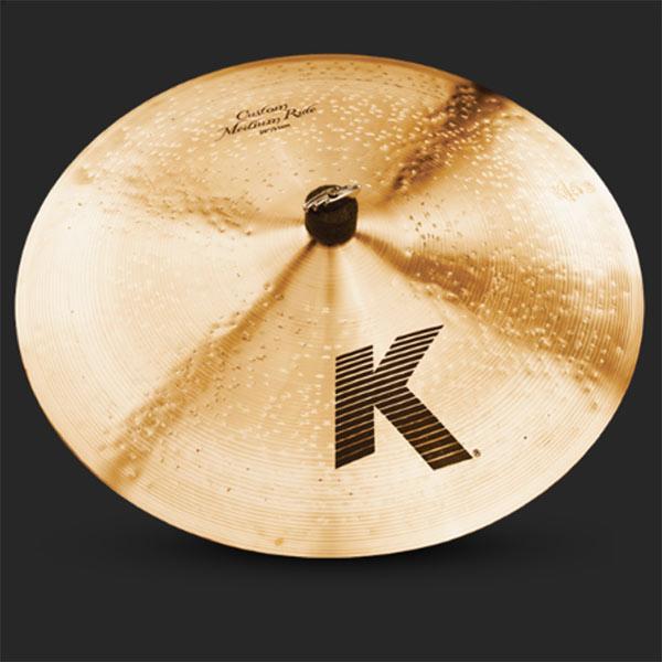 Zildjian 【K Custom】 ミディアム・ライド20