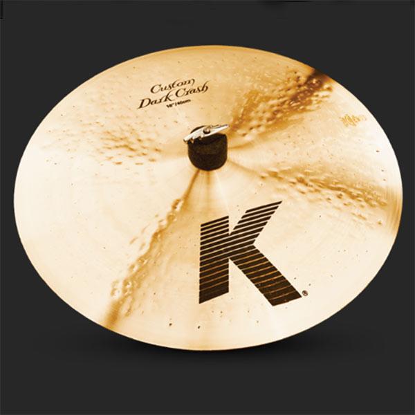 Zildjian 【K Custom】 ダーク・クラッシュ16