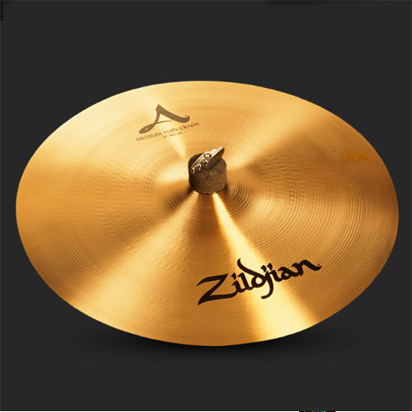 Zildjian 【A Zildjian】 ミディアム・シン・クラッシュ16