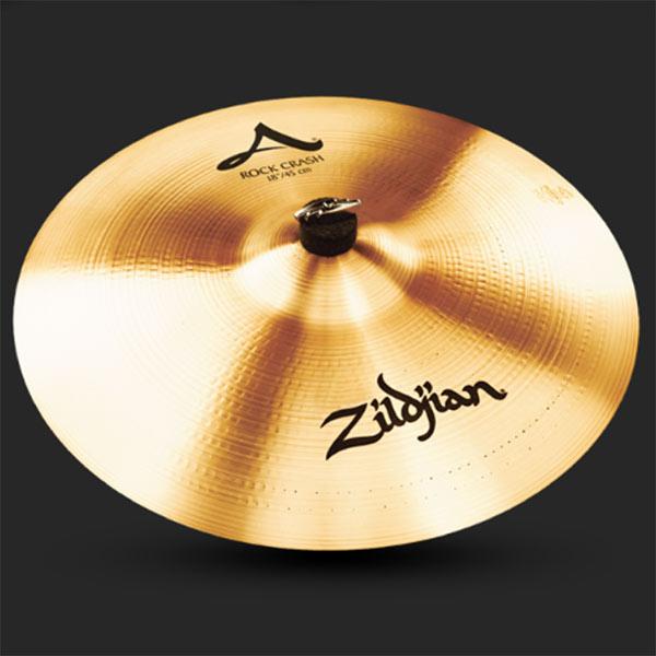 【超お買い得!】 Zildjian【A Zildjian【A Zildjian】 ロック・クラッシュ18
