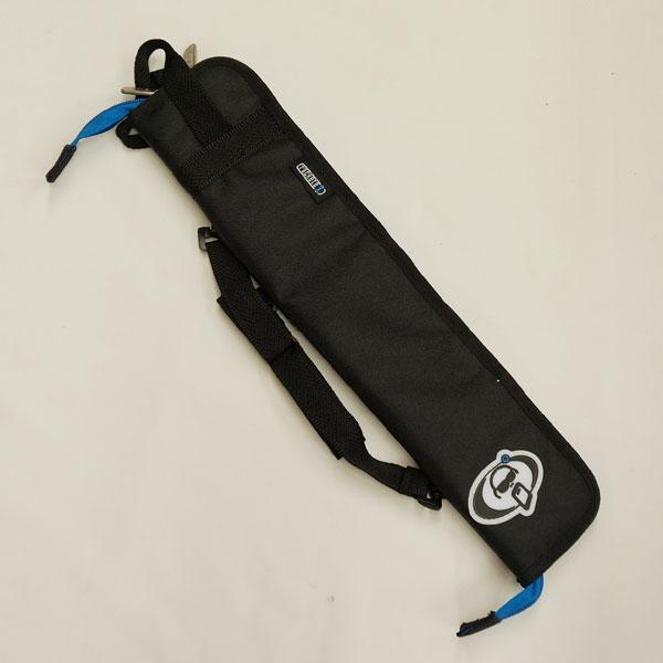 コンパクトスティックバッグ 店 ProtectionRacket 3ペア セール特別価格 スティックバッグ ブルー ブラック