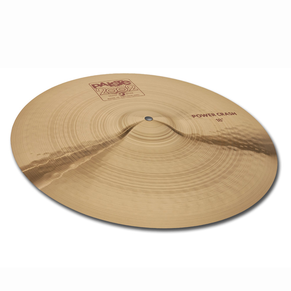 "PAISTE 2002シリーズ 16""Power Crash"