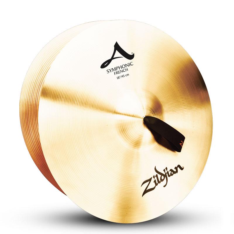 Zildjian 【A Zildjian】 A-18シンフォニック・フレンチトーン 1セット