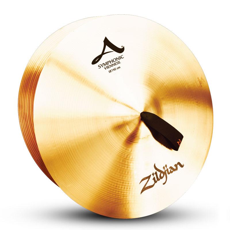 Zildjian 【A Zildjian】 18インチ・シンフォニック・ヴイエニーズトーン 1セット