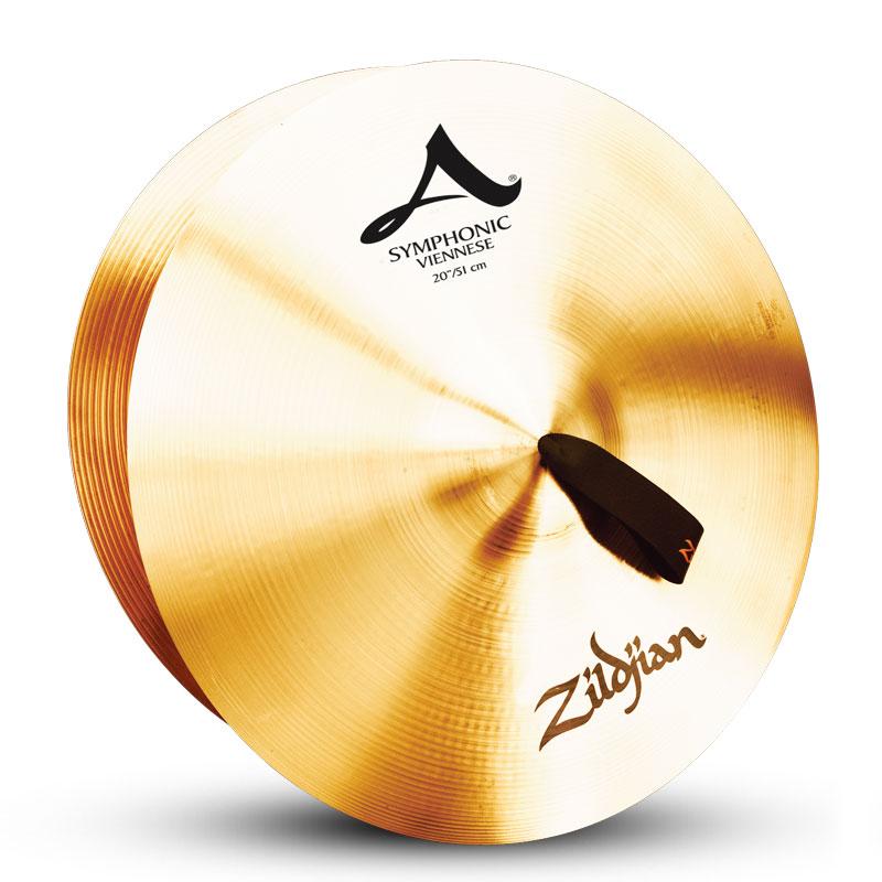 Zildjian 【A Zildjian】 20インチ・シンフォニック・ヴイエニーズトーン 1セット