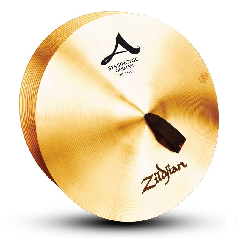 Zildjian 【A Zildjian】 20インチ・シンフォニック・ジャーマニックトーン 1セット
