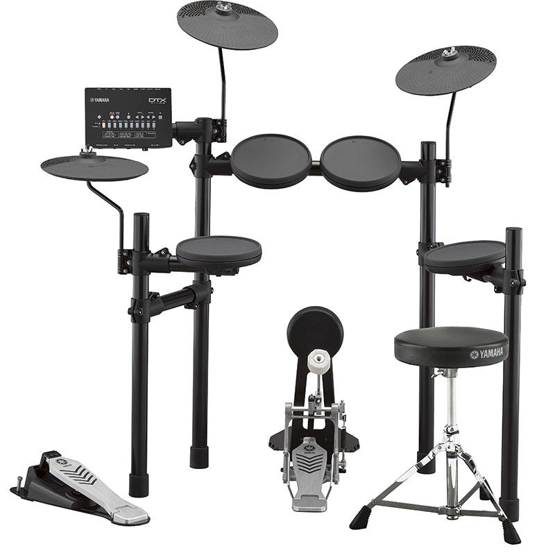 YAMAHA 電子ドラム DTX432KS【ヘッドホン・スティック付き】