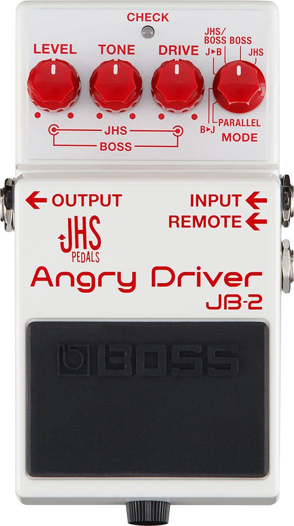 BOSS JB-2 Angry Driver(ボス アングリードライブ)