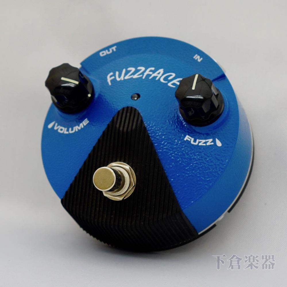 Jim Dunlop FFM1 Silicon Fuzz Face Mini (ジムダンロップ シリコンファズフェイスミニ)