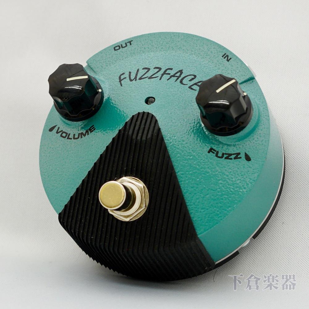 Jim Dunlop FFM3 Jimi Hendrix Fuzz Face Mini (ジムダンロップ ジミヘンドリックスファズ)