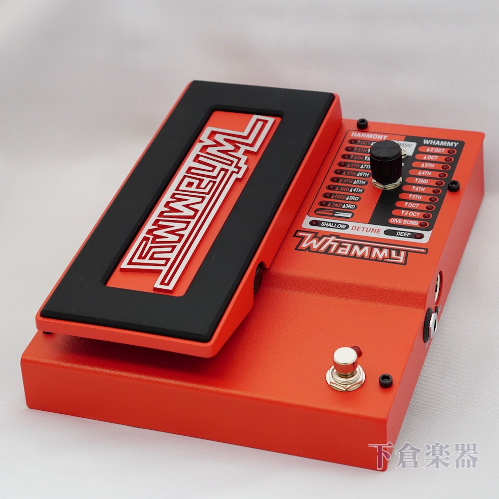 DigiTech WH-5(Whammy 5 Generation Model)