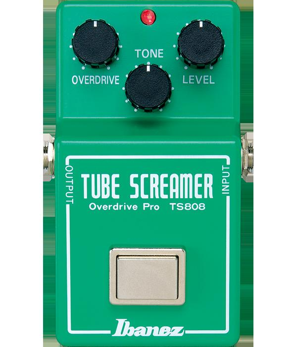 TS808 Screamer Pro Overdrive Tube Ibanez