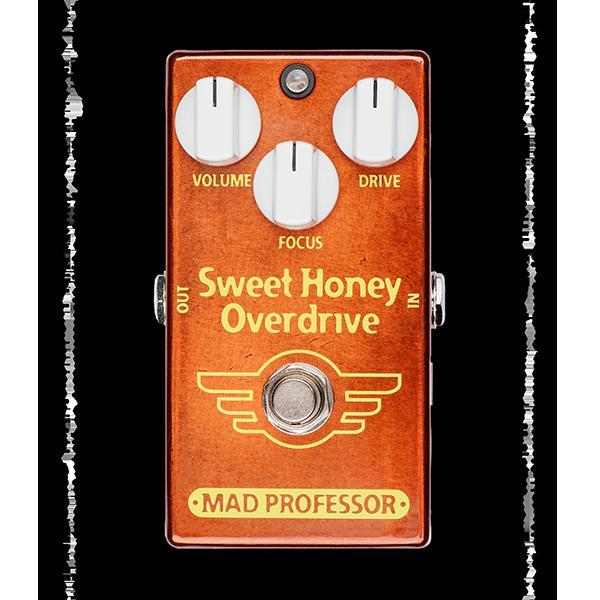 最新発見 MAD PROFESSORSweet Honey Honey Overdrive FOC(SHOD) Overdrive PROFESSORSweet (マッドプロフェッサー スィートハニーオーバードライブ), RiBBONs:618347df --- clftranspo.dominiotemporario.com