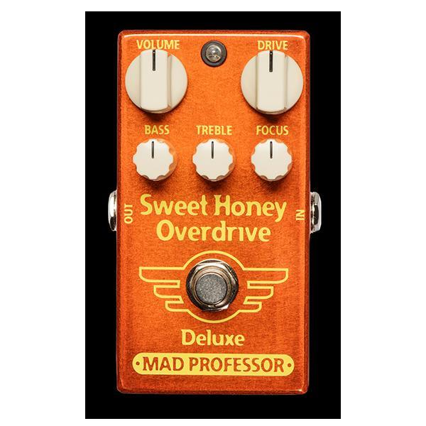 スィートハニーオーバードライブデラックス) MAD FOC(SHOD Honey DLX)(マッドプロフェッサー Overdrive PROFESSORSSweet Deluxe