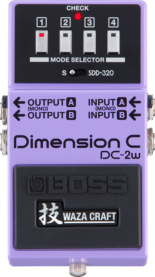 BOSS DC-2W Dimension C(ボス DC2w ディミッションC)ご予約受付中