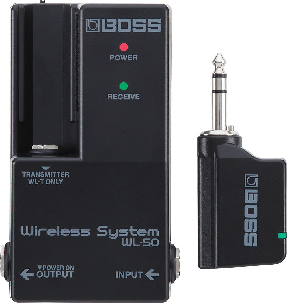 BOSS Wireless BOSS WL-50 Wireless System(ボス System(ボス WL50 WL-50 ギター ベースワイヤレスシステム), ミヤケムラ:db817ce4 --- municipalidaddeprimavera.cl