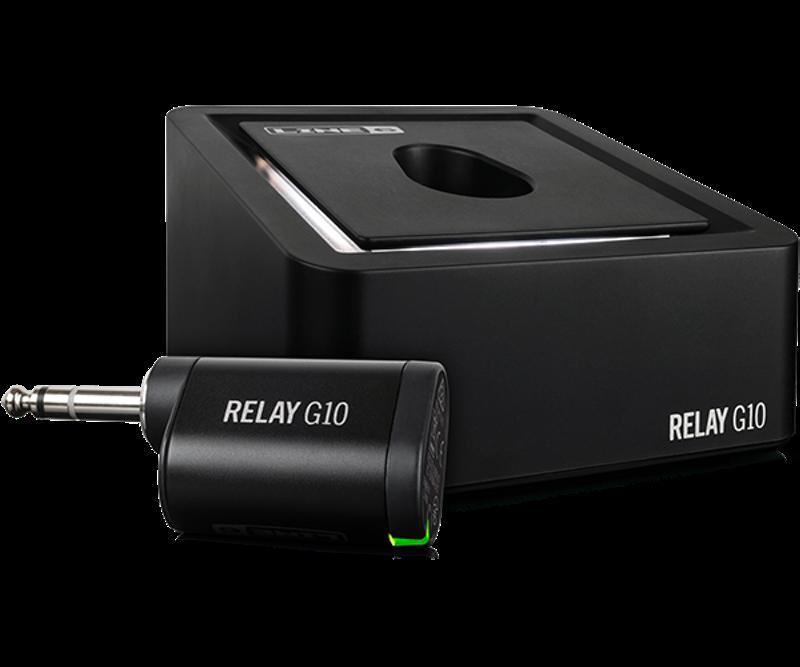 LINE6 RelayG10 (ラインシックス ギター、ベースワイヤレスセット)