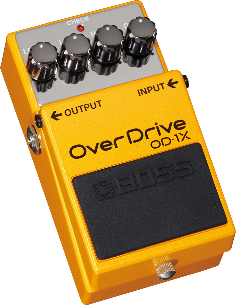 BOSS Over Drive OD-1X