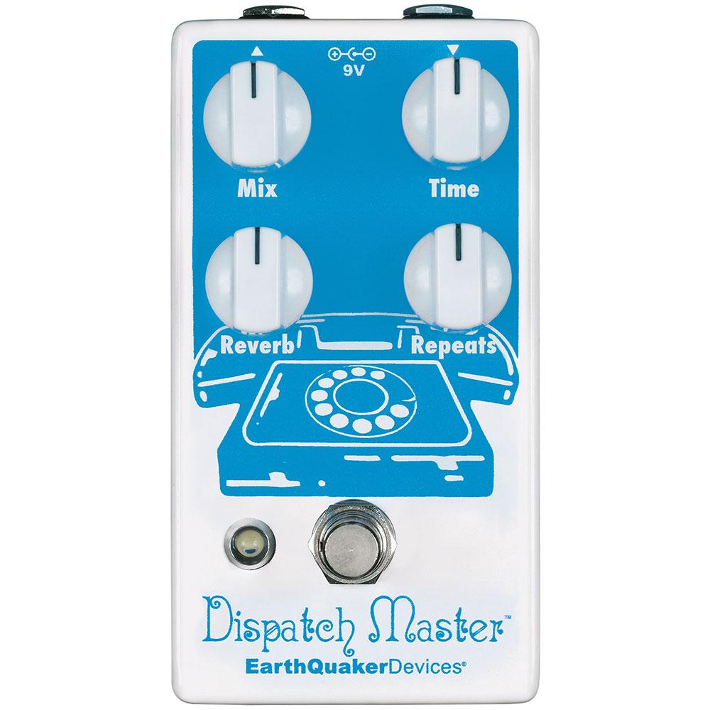 earthquaker devices Dispatch Master (EQDアースクエイカー ディスパッチマスター)