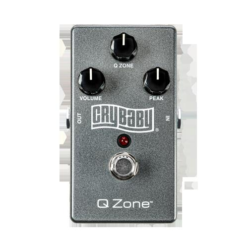 Jim Dunlop QZ1 Crybaby QZone (ジムダンロップ QZ-1 キューゾーン)