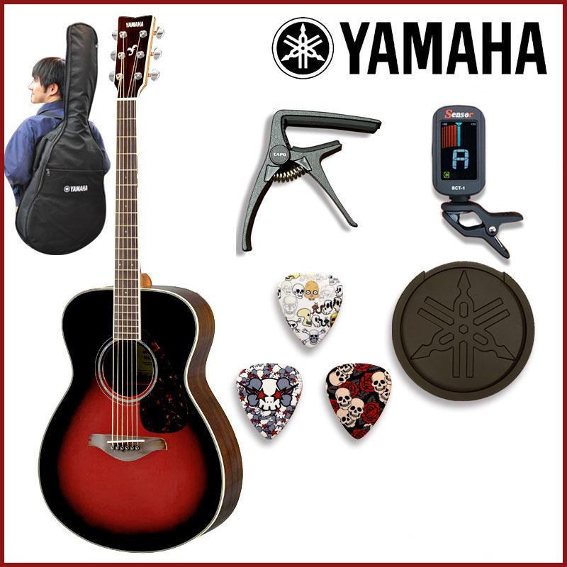 【アコギSUPERセット】YAMAHA FS830 TBSタバコブラウンサンバースト