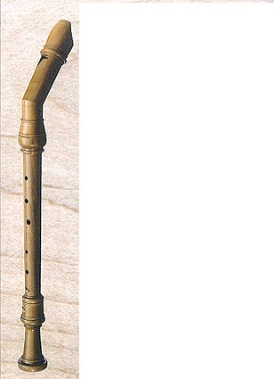 アウラ テナーリコーダーAURA T10N [CONSERVATORIUM]ペアーウッド A=442Hz ニック式