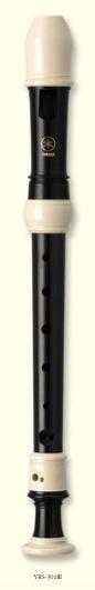 高級な ヤマハリソプラノコーダーYRS-302Blll YAMAHAソプラノリコーダーYRS-302BIIIバロック式 新入荷 流行