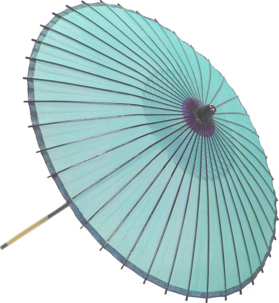 高級絹傘15 草 国産 装飾・文化祭・大道芸・コスプレの小道具としても最適!【舞台・舞傘・撮影・小道具】