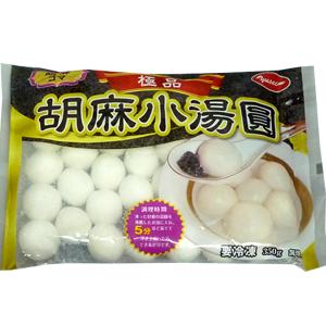 市場 中華点心 小粒芝麻湯園ーごまタンエン ごま団子 NEW売り切れる前に☆ 中華食材