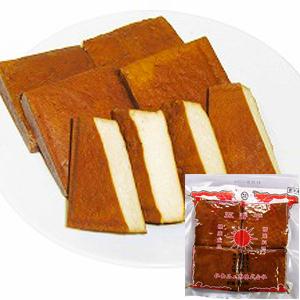 (訳ありセール 格安) 中華食材 五香干ー4個 新品 送料無料 味付け豆腐